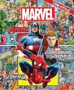 Cover-Bild zu Marvel von Keast, Jennifer H. (Hrsg.)