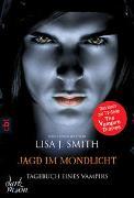 Cover-Bild zu Tagebuch eines Vampirs - Jagd im Mondlicht von Smith, Lisa J.