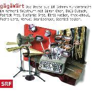 Cover-Bild zu gägäWärt (Audio Download) von Lenz, Pedro