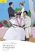 Cover-Bild zu PLPR2:Importance of Being Earnest Book & MP3 Pack von Wilde, Oscar