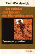 Cover-Bild zu La coleta del barón Münchhausen (eBook) von Watzlawick, Paul