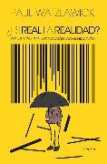 Cover-Bild zu ¿Es real la realidad? (eBook) von Watzlawick, Paul