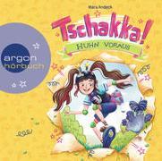 Cover-Bild zu Tschakka! - Huhn voraus von Andeck, Mara