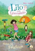 Cover-Bild zu Lilo auf Löwenstein - Nichts für Feiglinge von Andeck, Mara