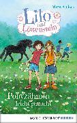 Cover-Bild zu Lilo auf Löwenstein - Ponyzähmen leicht gemacht (eBook) von Andeck, Mara