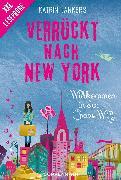 Cover-Bild zu XXL-Leseprobe: Verrückt nach New York - Band 1 (eBook) von Lankers, Katrin