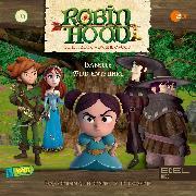 Cover-Bild zu Folge 18: Isabelle wird entführt (Das Original Hörspiel zur TV-Serie) (Audio Download) von Karallus, Thomas