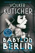 Cover-Bild zu Babylon Berlin (eBook) von Kutscher, Volker