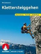 Cover-Bild zu Klettersteiggehen von Schubert, Pit