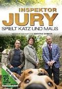 Cover-Bild zu Inspektor Jury spielt Katz und Maus von Knarr, Günter