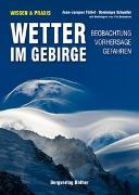 Cover-Bild zu Wetter im Gebirge von Thillet, Jean-Jacques