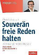 Cover-Bild zu Souverän freie Reden halten (eBook) von Geisselhart, Oliver