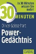 Cover-Bild zu 30 Minuten Power-Gedächtnis (eBook) von Geisselhart, Oliver
