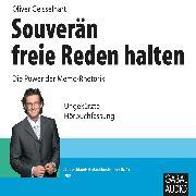 Cover-Bild zu Souverän freie Reden halten (Audio Download) von Geisselhart, Oliver