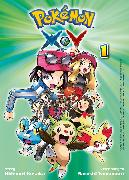 Cover-Bild zu Pokémon - X und Y, Band 1 (eBook) von Kusaka, Hidenori