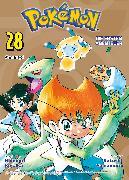 Cover-Bild zu Pokémon - Die ersten Abenteuer: Smaragd, Band 28 (eBook) von Kusaka, Hidenori