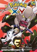 Cover-Bild zu Pokémon - X und Y, Band 5 (eBook) von Kusaka, Hidenori