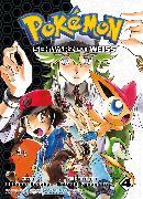 Cover-Bild zu Pokémon - Schwarz und Weiss, 4 (eBook) von Kusaka, Hidenori