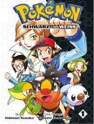 Cover-Bild zu Pokémon Schwarz und Weiss von Kusaka, Hidenori