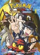 Cover-Bild zu Pokémon - Sonne und Mond von Kusaka, Hidenori