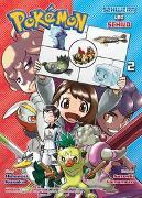 Cover-Bild zu Pokémon - Schwert und Schild von Kusaka, Hidenori