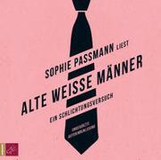 Cover-Bild zu Alte weiße Männer von Passmann, Sophie