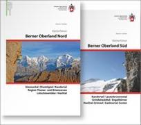 Cover-Bild zu Berner Oberland Kombipaket Klettern: Band 1 Berner Oberland Nord / Band 2 Berner Oberland Süd von Gerber, Martin