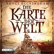 Cover-Bild zu Die Karte der Welt (Audio Download) von Buckingham, Royce