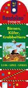 Cover-Bild zu Bienen, Käfer, Krabbeltiere von Barnhusen, Friederike