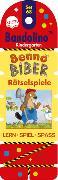 Cover-Bild zu Benno Biber. Rätselspiele von Müller, Bärbel