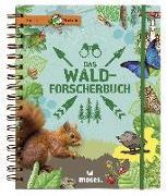 Cover-Bild zu Das Wald-Forscherbuch von Oftring, Bärbel