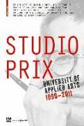 Cover-Bild zu Studio Prix (eBook) von Ioa Institute Of Architecture (Hrsg.)