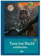 Cover-Bild zu Tiere bei Nacht entdecken von Oftring, Bärbel
