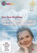 Cover-Bild zu Wie der Schutzengel die Seele im Leben und im Jenseits begleitet - DVD von Haas, Jana