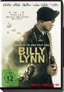 Cover-Bild zu Die irre Heldentour des Billy Lynn von Joe Alwyn (Schausp.)