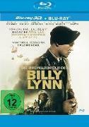 Cover-Bild zu Die irre Heldentour des Billy Lynn - 3D Version (2 von Joe Alwyn (Schausp.)