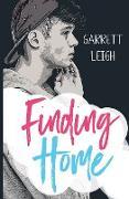 Cover-Bild zu Finding Home von Leigh, Garrett