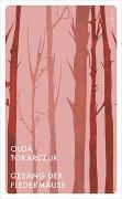 Cover-Bild zu Gesang der Fledermäuse von Tokarczuk, Olga