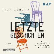 Cover-Bild zu Letzte Geschichten (Audio Download) von Tokarczuk, Olga