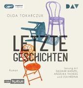 Cover-Bild zu Letzte Geschichten von Tokarczuk, Olga