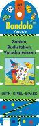 Cover-Bild zu Zahlen, Buchstaben, Vorschulwissen von Barnhusen, Friederike