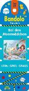 Cover-Bild zu Bei den Meermädchen von Barnhusen, Friederike