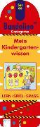 Cover-Bild zu Mein Kindergartenwissen von Barnhusen, Friederike