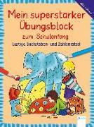 Cover-Bild zu Lustige Buchstaben- und Zahlenrätsel von Barnhusen, Friederike