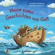 Cover-Bild zu Meine ersten Geschichten von Gott von Neubauer, Annette