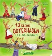 Cover-Bild zu 10 kleine Osterhasen von Schmidt, Hans-Christian