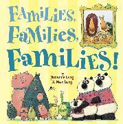 Cover-Bild zu Families, Families, Families! von Lang, Suzanne