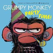 Cover-Bild zu Grumpy Monkey Party Time! von Lang, Suzanne