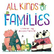 Cover-Bild zu All Kinds of Families von Lang, Suzanne
