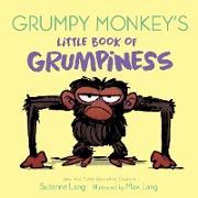 Cover-Bild zu Grumpy Monkey's Little Book of Grumpiness von Lang, Suzanne